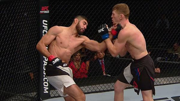 UFC on Fox 23 - Jason Gonzalez contre J.C. Cottrell