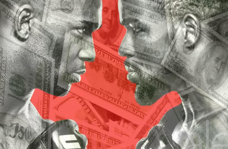 UFC Fight Night 107 - Les salaires complets