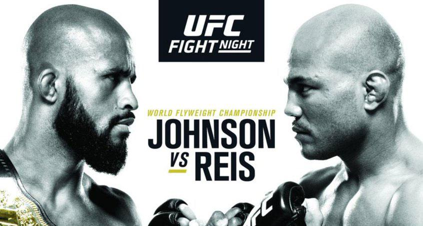 UFC on Fox 24 - Horaires et diffusions TV