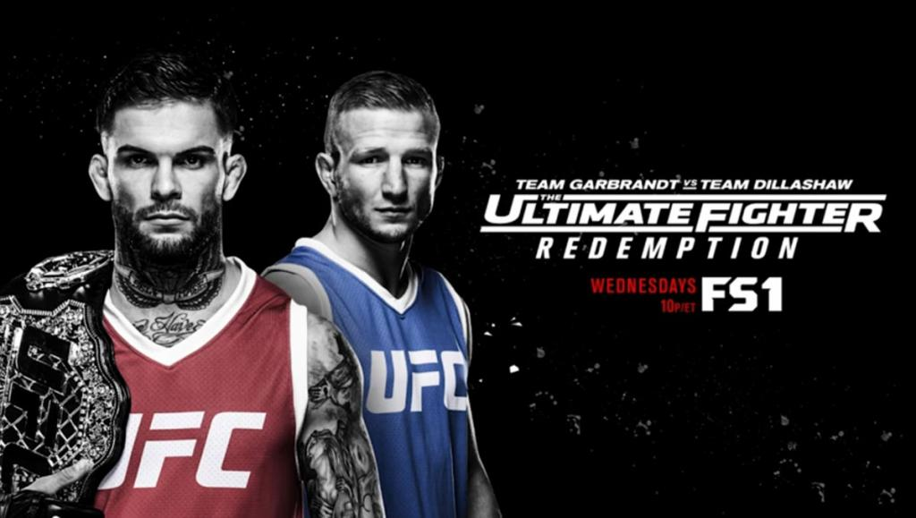 The Ultimate Fighter 25 : Redemption - Episode No. 1