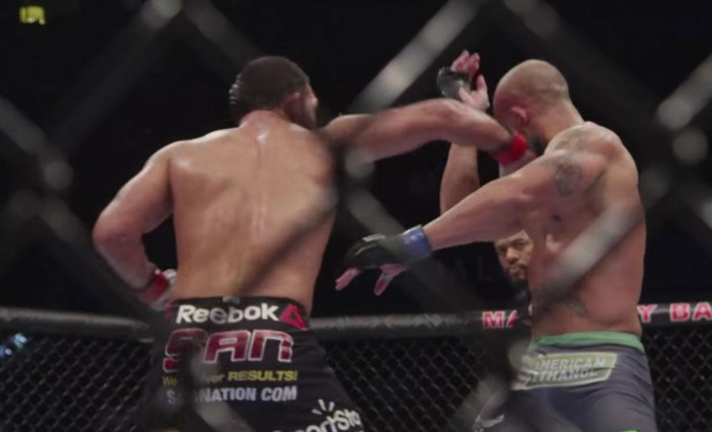UFC 181 - Fight Motion
