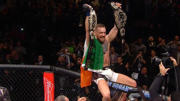 Conor McGregor - Highlights