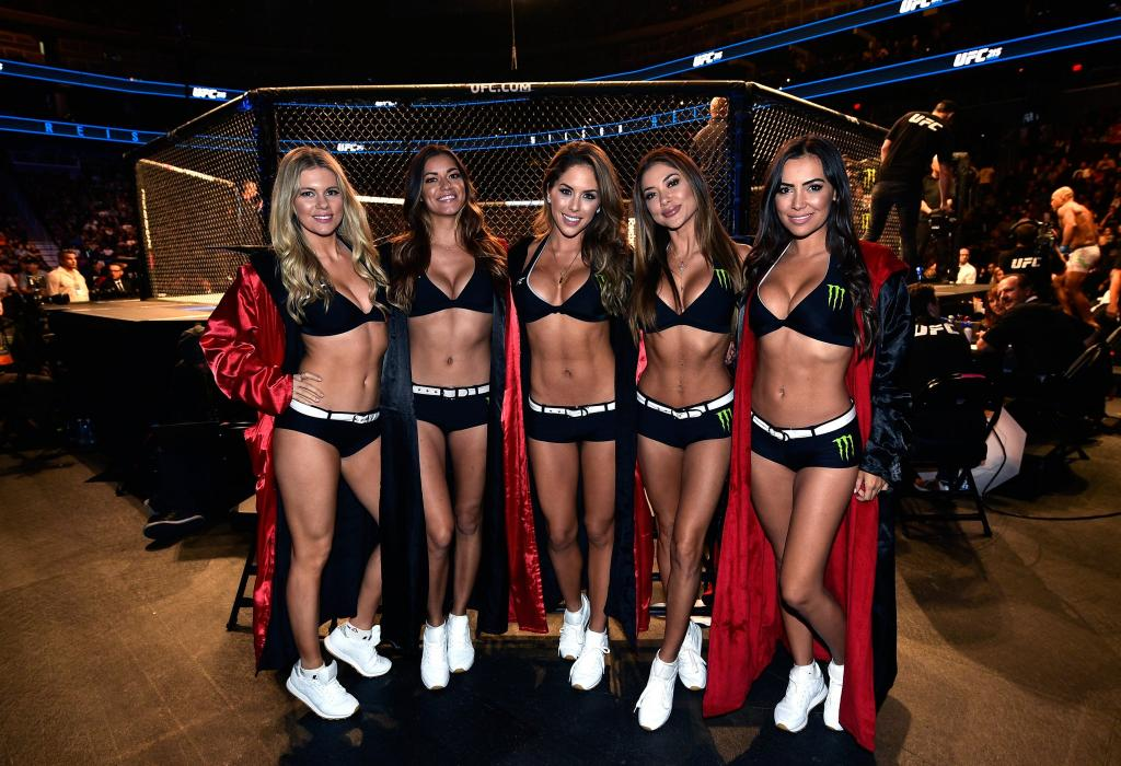 UFC 215 - Les Rings Girls