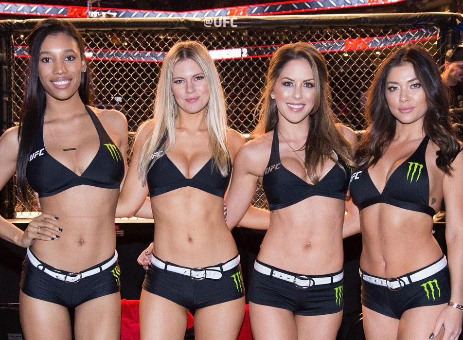 UFC on Fox 27 - Les Rings Girls