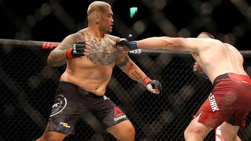 UFC Fight Night 136 - Mark Hunt contre Aleksei Oleinik