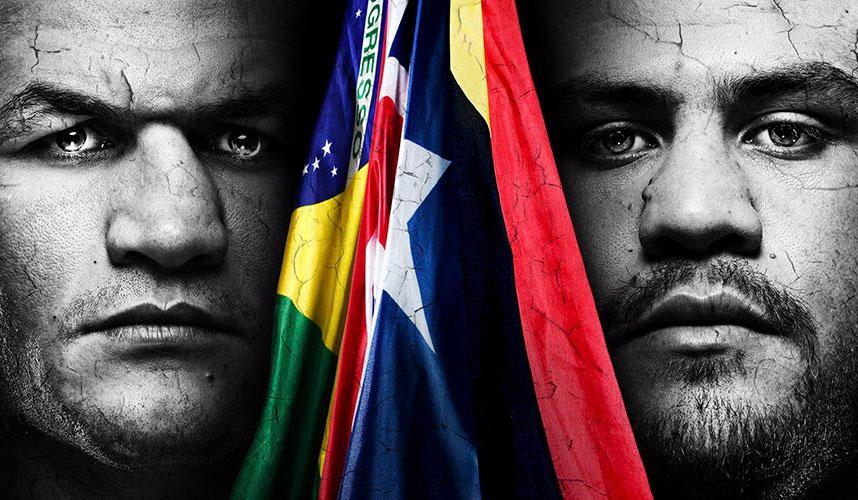 UFC Fight Night 142 - Les salaires Reebok
