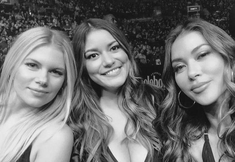 UFC ON ESPN+ 1 - Les Rings Girls