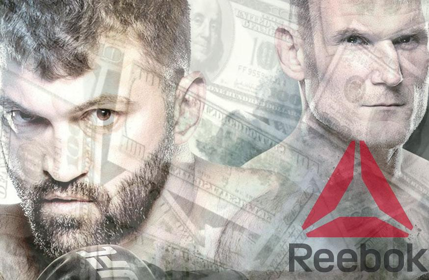 UFC Fight Night 93 - Les salaires Reebok