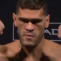 Antonio Silva Bigfoot