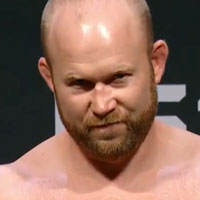 Tim Boetsch The Barbarian