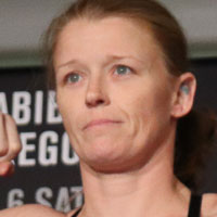 Tonya Evinger Triple Threat