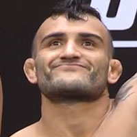 John Lineker Hands of Stone