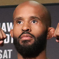 Demetrious Johnson Mighty Mouse