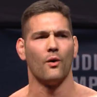 Chris Weidman All American