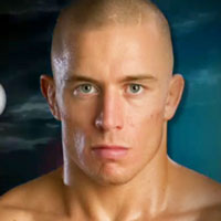 Georges St. Pierre Rush