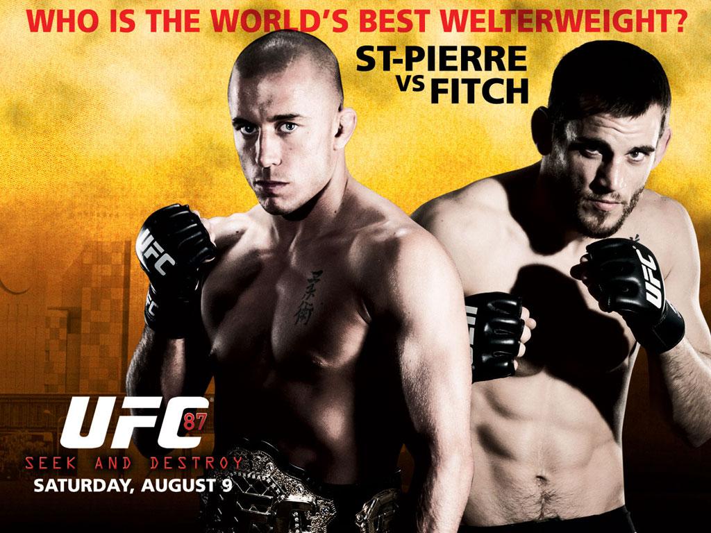 UFC 87