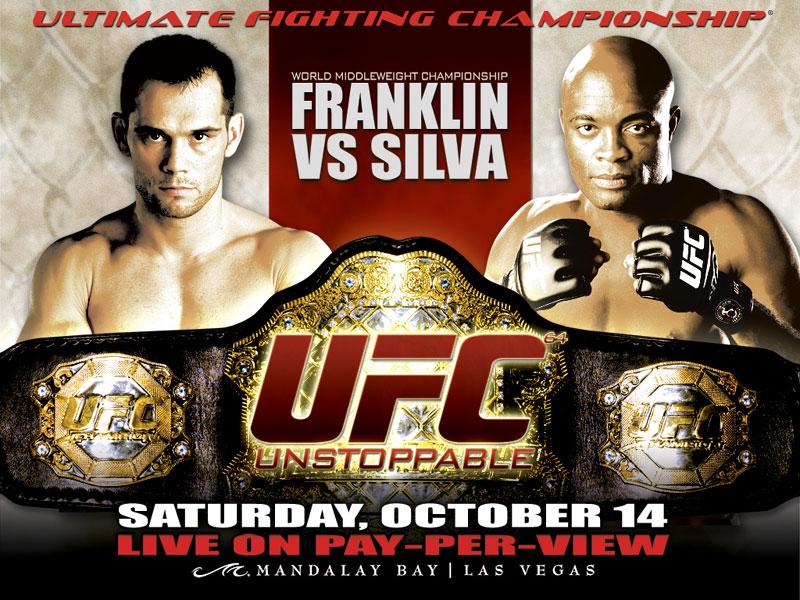 UFC 64 - UNSTOPPABLE - UFC Fans France
