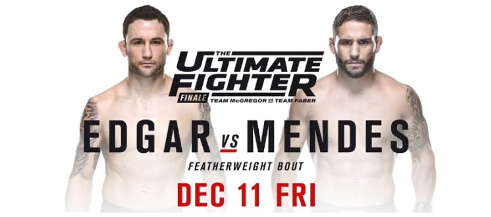 TUF 22 - THE ULTIMATE FIGHTER 22 FINALE