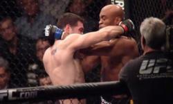UFC 168 - Fight Motion