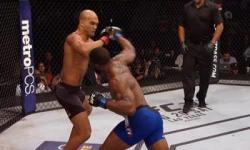 UFC 201 - Fight Motion
