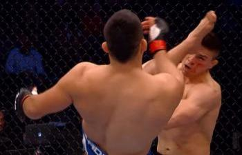 UFC 171 - Fight Motion