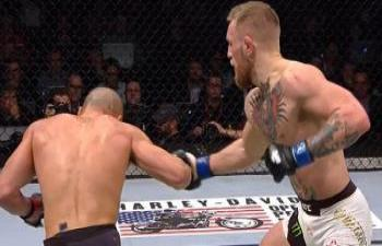 UFC 205 - Fight Motion