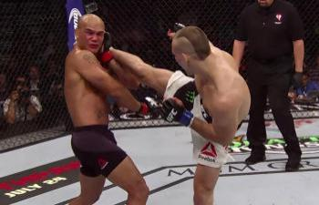 UFC 189 - Fight Motion