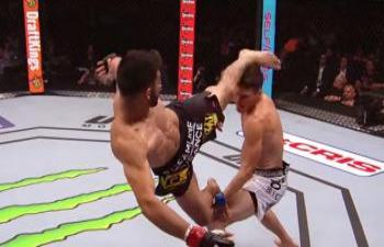 UFC 188 - Fight Motion