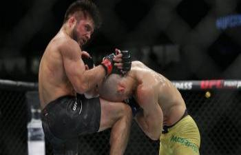 UFC 238 - Fight Motion