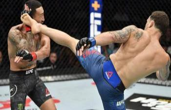 UFC 240 - Fight Motion