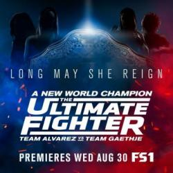 The Ultimate Fighter 26 : Episode No. 1
