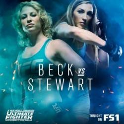 The Ultimate Fighter 26 : Episode No. 3