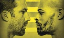 UFC Fight Night 116 - Les posters et les affiches à Pittsburgh
