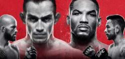 UFC 216 - Diffusions TV - Live Streaming