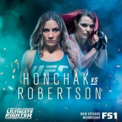 The Ultimate Fighter 26 : Episode No. 6