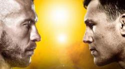 UFC Fight Night 118 - Diffusions TV - Live Streaming
