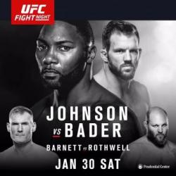 UFC on Fox 18 - Road to the Octagon en VOSTFR