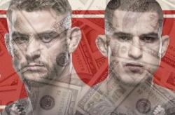 UFC Fight Night 120 - Les salaires
