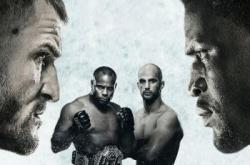 UFC 220 - Diffusions TV - Live Streaming