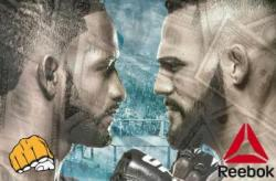UFC Fight Night 140 - Les salaires Reebok