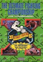 UFC 10 - THE TOURNAMENT