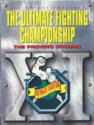 UFC 11 - THE PROVING GROUND
