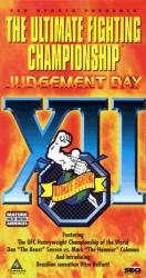 UFC 12 - JUDGEMENT DAY
