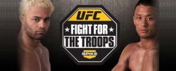 UFC FIGHT NIGHT 16 - FIGHT FOR THE TROOPS 1