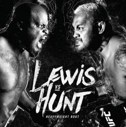 UFC FIGHT NIGHT 110 - LEWIS VS. HUNT