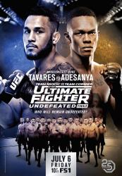 TUF 27 - THE ULTIMATE FIGHTER 27 FINALE