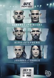 UFC ON FOX 30 - ALVAREZ VS. POIRIER