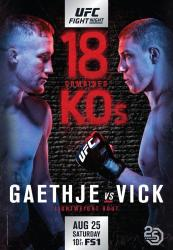 UFC FIGHT NIGHT 135 - GAETHJE VS. VICK