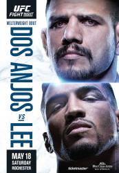 UFC on ESPN+ 10 - DOS ANJOS VS. LEE