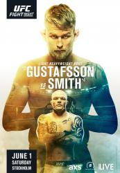 UFC on ESPN+ 11 - GUSTAFSSON VS. SMITH